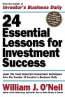 24 Essential Lessons for Investment Success Cover
