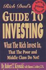 Rich Dad Guide to Investing Cover