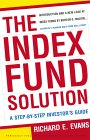 The Index Fund Solution: Step-by-Step Cover